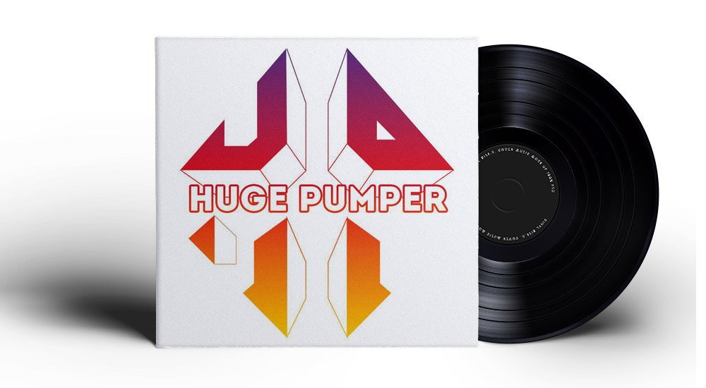 visuel miniature Pochette d'album – Huge Pumper